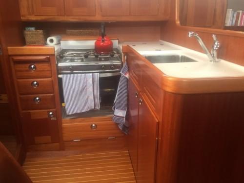 Malö 37 Scandinavian Yachts Workum