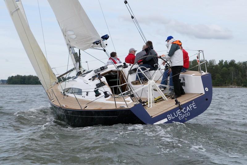 Finnflyer 36 Scandinavian Yachts - full service
