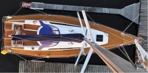 Finnflyer 34 Scandinavian Yachts - full service deklayout