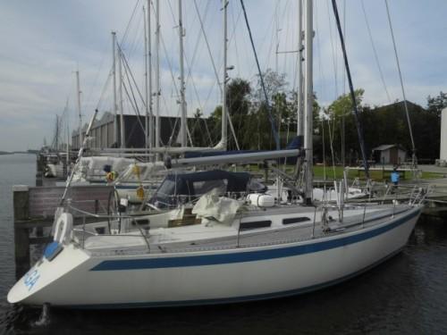 Sweden Yachts 36 - Scandinavian Yachts Workum