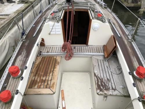 Luffe 37 - te koop bij Scandinaviam Yachts Workum