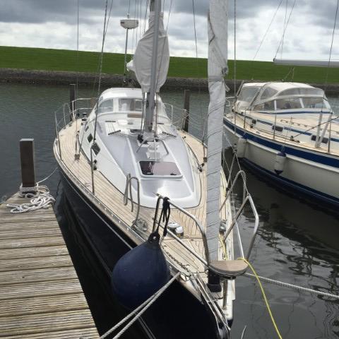 Finngulf 37 - te koop bij Scandinavian Yachts Workum