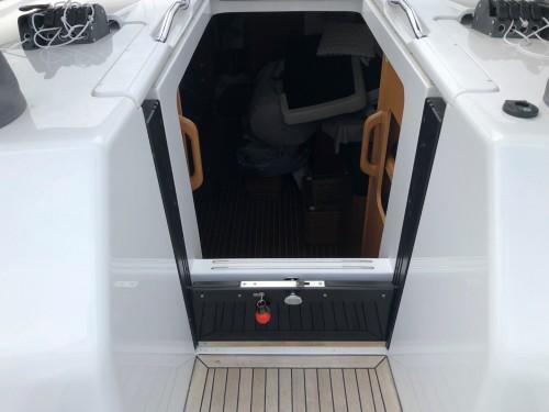 Dehler 46 C - Scandinvian Yachts Workum